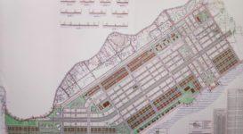 Bản đồ quy hoạch tổng thể Khu Đô Thị Phương Đông Vân Đồn
