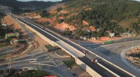 Cao tốc Hạ Long – Vân Đồn sẽ khai thác từ ngày 1/2/2019