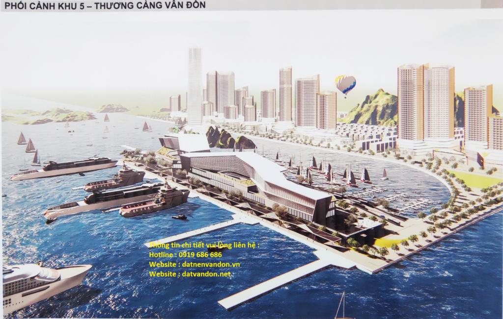 Khu 5 thương cảng vân đồn 3