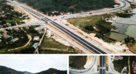 Cao tốc Hạ Long-Vân Đồn chính thức thu phí từ ngày 7/2