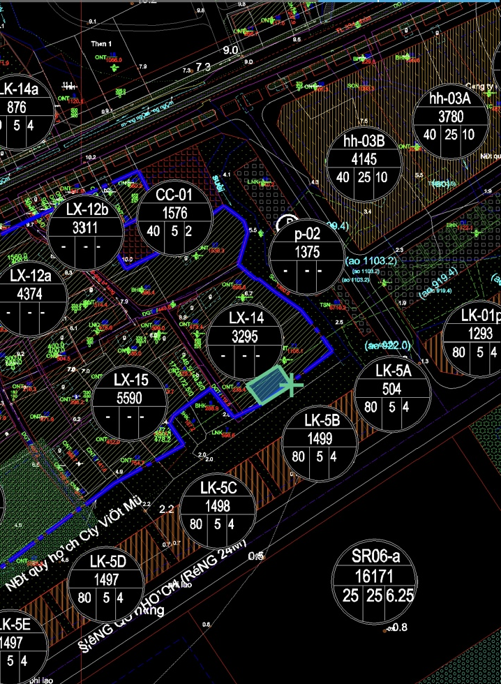 400m2 dự án ceo vân đồn