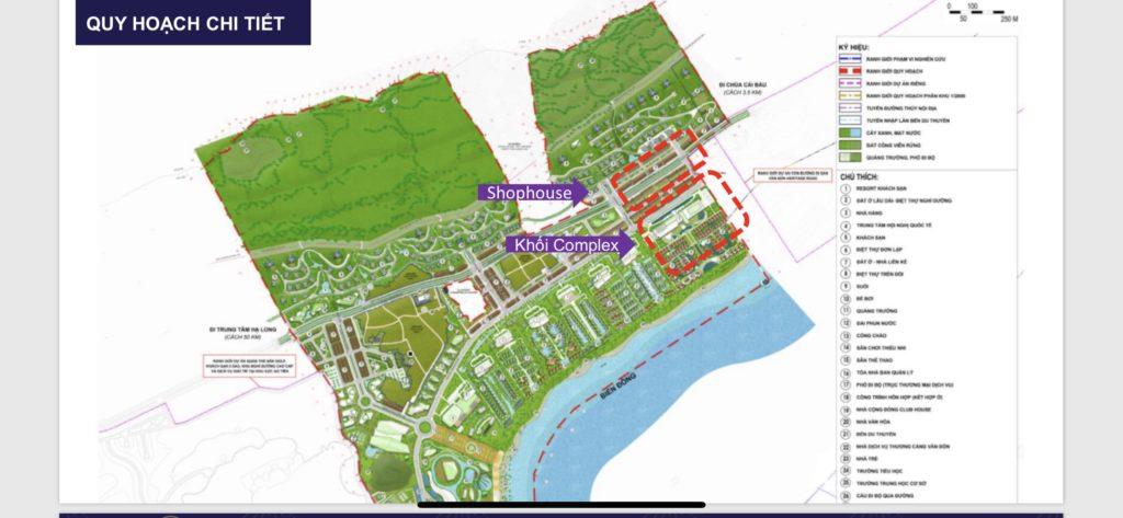 Quy hoạch chi tiết sonasea vân đồn harbor city