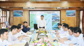 UBND Quảng Ninh kiểm tra tiến độ dự án Sonasea Vân Đồn