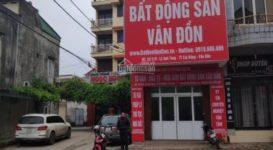 Chính chủ bán nhà số 519 phố Lý Anh Tông Vân Đồn Quảng Ninh