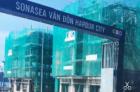 Tiến Độ Xây Dựng Shophouse Sonasea Vân Đồn Harbor City Tháng 7/2019| Tiến Độ Xây Dựng Ceo Vân Đồn
