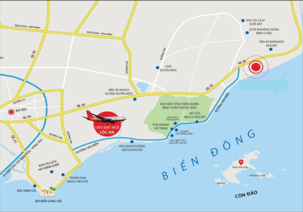 Tiềm Năng Bình Châu huyện Xuyên Mộc - Bà Rịa Vũng Tàu