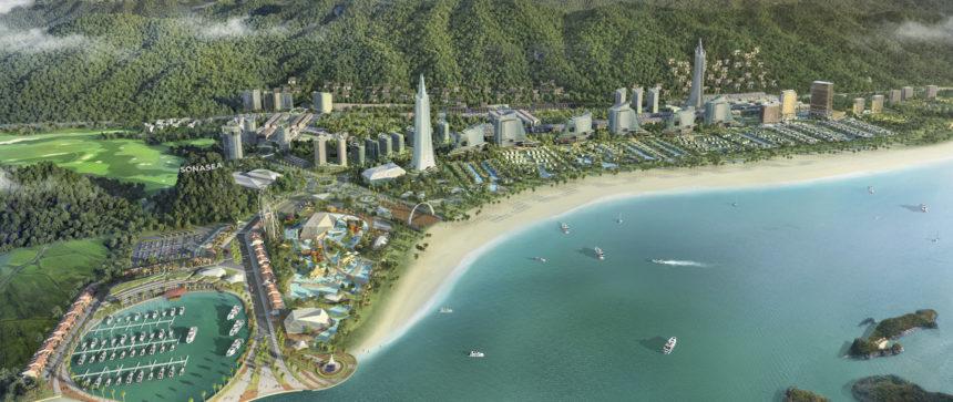 Tập đoàn Ceo với dự án Sonasea Vân Đồn Harbor City